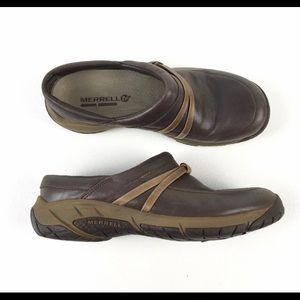 Merrell Bracken Clog Shoes DR01104